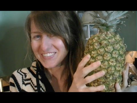 Video How to Juice a Pineapple