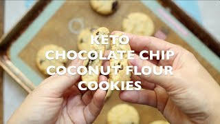 low carb cookie recipes coconut flour