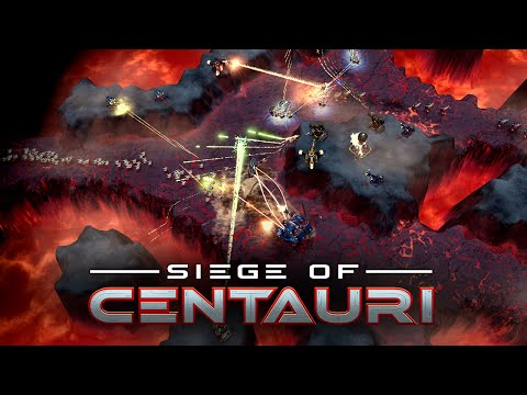 Siege of Centauri - Release Trailer thumbnail