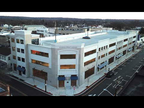 Project Highlights: Hudson Street Parking Garage | THA Consulting, Inc