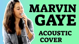 Marvin Gaye   Charlie Puth Ft. Meghan Trainor (Official Music Video Cover)