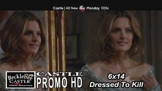 "Castle 6x14  Promo #2 ""Dressed To Kill"" (HD)"