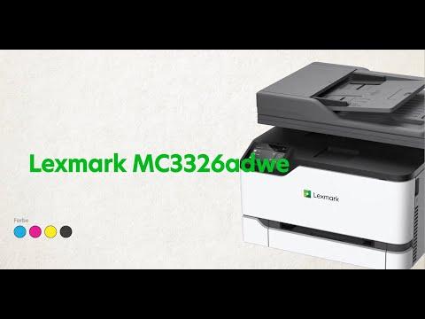 Lexmark MC3326adwe (Laser/LED, Farbe)