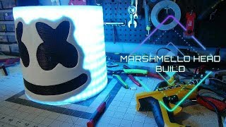 MARSHMELLO Head Build