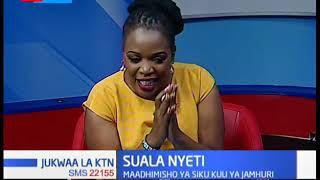 Swala Nyeti: Sherehe za Jamhuri; Unajivunia nini miaka 56 tangu Kenya kuwa Jamhuri - sehemu ya pili