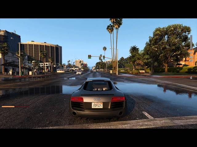 GTA 5 Ultimate Car Pack Mod Replaces All Cars