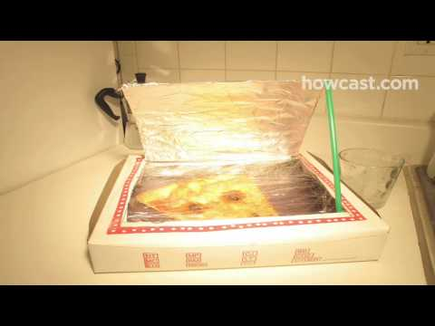 pizza box solar oven do it and how. Black Bedroom Furniture Sets. Home Design Ideas
