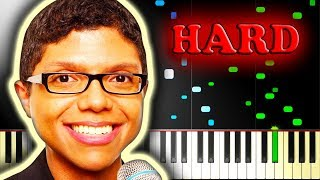 TAY ZONDAY - CHOCOLATE RAIN - Piano Tutorial