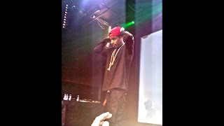 KID INK - | Tattoo Of My Name, Murda | ROXY Prague | LIVE