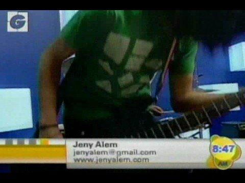 """JENY ALEM  """"Feliz"""""""