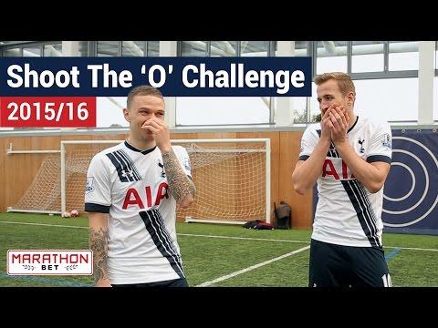 Spurs take on Shoot the 'O' - 2015/16