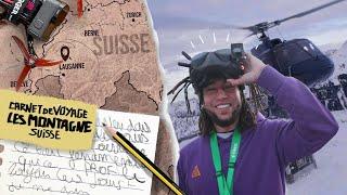 Carnet De Voyage - Les Montagnes Suisses (DRONE FPV)