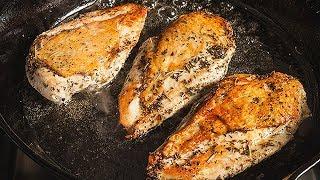 Как приготовить куриную грудку   Рецепт Гордона Рамзи