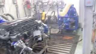 Diesel Spare Parts Proefdraaien Mercedes OM926LA