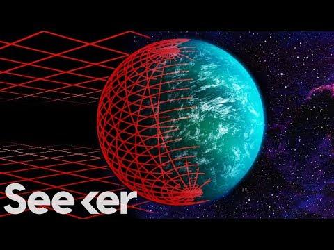 Ilustrace vesmírných objevů