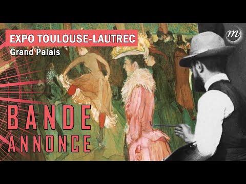 Toulouse-Lautrec - Bande-annonce de l'exposition