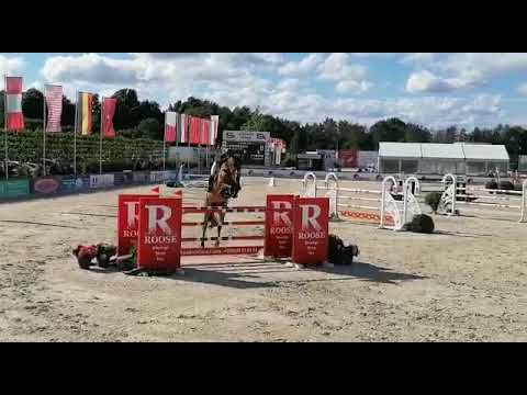 8th place for Emma and Kontador VDM in the 1m45 Grand Prix at CSI2** Lier