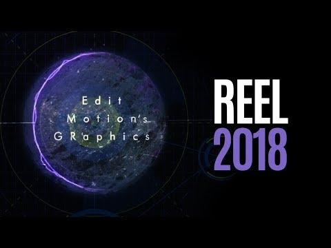 motion graphics Portfolio 2018 | motion graphics | After Effects  | 2D animation