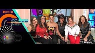 """Edith Márquez con """"Las Netas""""; anécdota con Isabel del Grupo Pandora"""