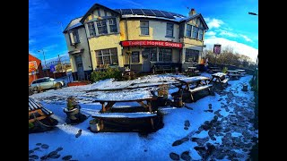The Ground Below Doncaster- The Three Horse Shoes Public House