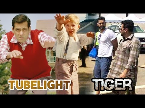 Salman's Tubelight Is Copied From Little Boy, Angad Bedi Shoots Climax Shot For Tiger Zinda Hai
