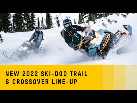 2022 Ski-Doo Backcountry X 850 E-TEC SHOT PowderMax 2.0 in Presque Isle, Maine - Video 1
