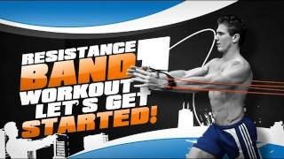 "Resistance Band Workout 1 ""Let's Get Started!"" by ScottHermanFitness"