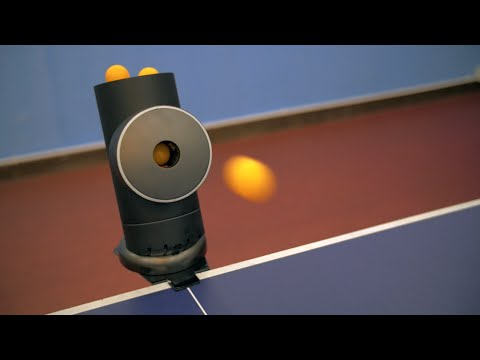 Trainerbot: your table tennis partner-GadgetAny