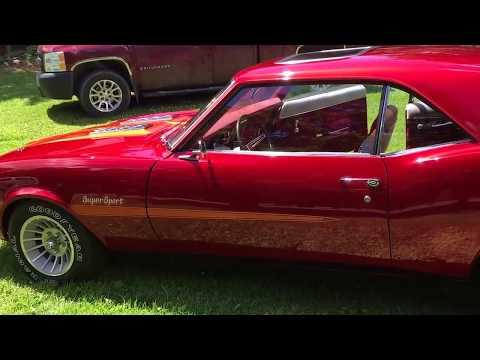 Video of '68 Camaro SS - LEX5