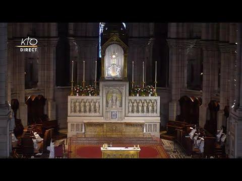 Prière du Milieu du jour du 18 juin 2021 des Bénédictines du Sacré-Coeur de Montmartre