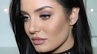 My 'Instagram Selfie' Makeup Tutorial; Perfect Skin & Flawless Eyes \\ Chloe Morello
