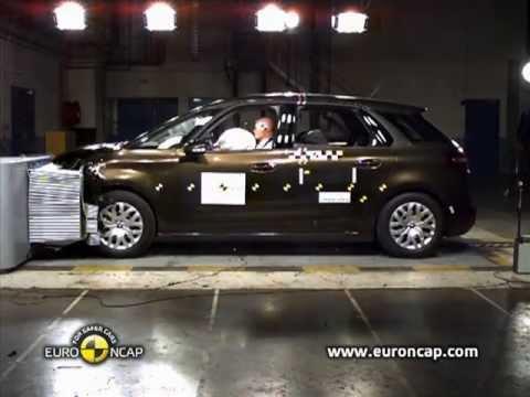 NCAP: Citroën C4 Picasso/SpaceTourer