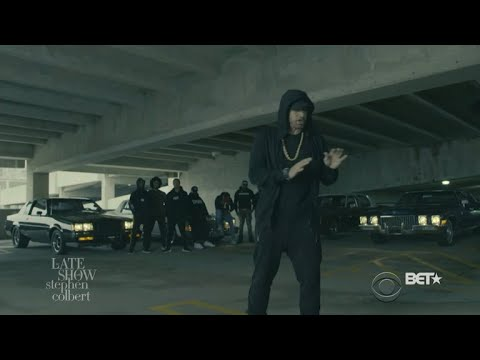 Deleted Scenes From Eminem's Trump Diss