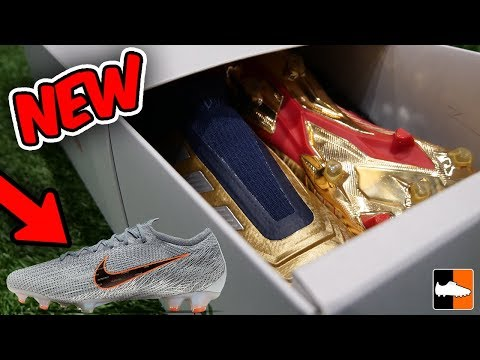 e1e21f927 Incredible POGBA Gold Boots + New NIKE   Limited Editions!