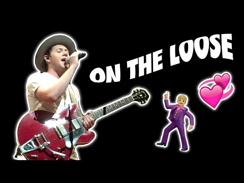 Niall Horan Performs 'On The Loose' Live in Singapore