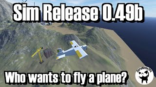 CurryKitten FPV Sim 0.49b release - Planes for everyone!