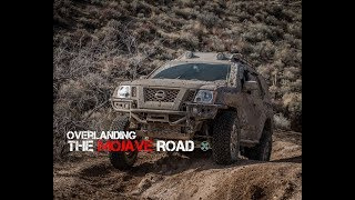 Mojave Road Overlanding Jeep and Xterra Trip