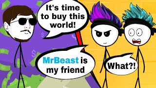 What if your Rich friend is friend with MrBeast