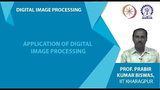 Application of Digital Image Processing