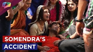 Somendra's accident marks Mohit Sehgal exit on Sarojini