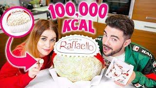 NAJWIĘKSZE RAFFAELLO NA ŚWIECIE! *100,000 kcal*