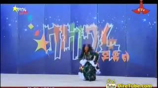 Balageru Idol Habel Gebrehiwot, Dance Contestant, Mekele