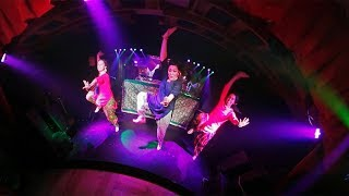 3D 360 Bollywood Dance Party, Samsung Round