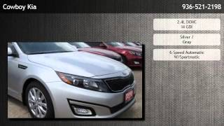2015 Kia Optima Sedan EX  - Spring