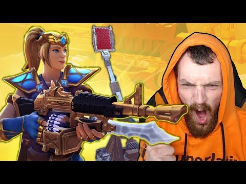 NEUE WAFFE LMG! + KATAPULTE - Neues Update - Realm Royale Gameplay PS4 Pro Deutsch