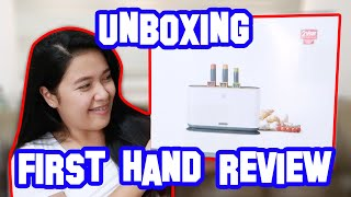 Morphy Richards Knife and Chopping Board Sterilizer Unboxing | Knife & Chopping Board Set Xiaomi Set
