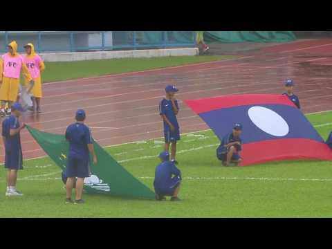 Laos Vs Macau (AFC Solidarity Cup 2016: Group Stage)