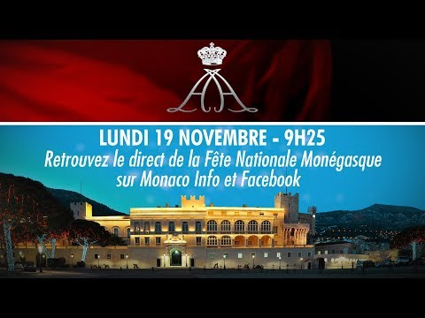 Live coverage of Monaco National Day 2018
