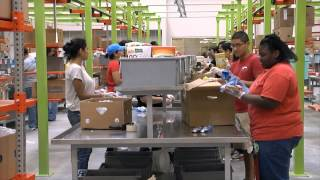 Case study: Houston Food Bank