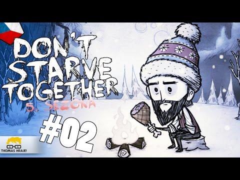 Don't Starve Together - |#S05E02| - My fakt přežijem!! | Český Kooperační Let's Play